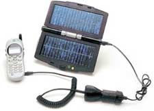 iSun Solar Charger