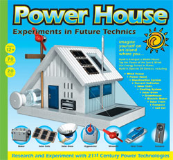 Power House Model Kit