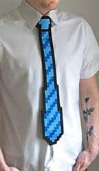 8-Bit Tie from ThinkGeek