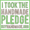 Pledge to Buy Handmade this holiday season
