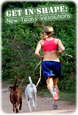 Get In Shape: New Years Resolutions