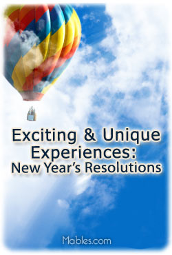 Exciting Experience: New Year