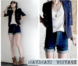 MakiMaki Vintage Clothes