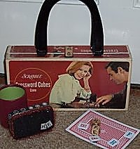 Vintage Board Game Purse