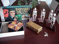 Vintage Dark Shadows Board Game
