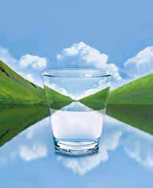 ionized alkaline healing waters
