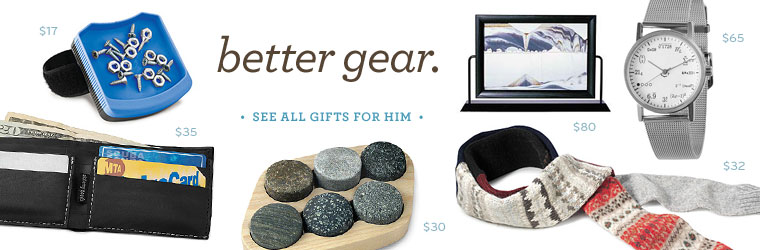 uncommon christmas gifts for him