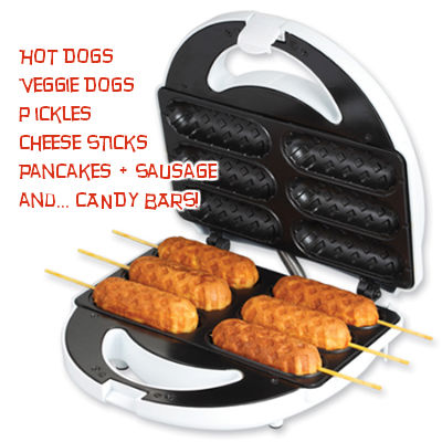 no fry corndog maker
