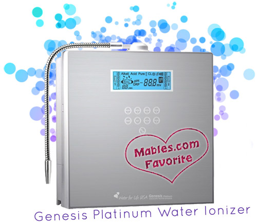 genesis platinum water ionizer sale