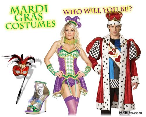Mardi gras costumes sexy