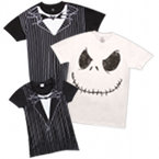 Jack Skellington Costume T Shirt