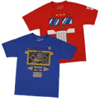 Transformers Costume T Shirt