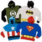 Superhero Costume Hoodie
