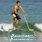 Aquaskipper Hydrofoil