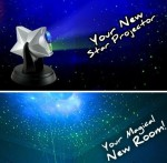Bedroom Star Projector