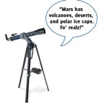 Telescope Guided Audio Tour