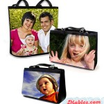 Customized Photo Purse
