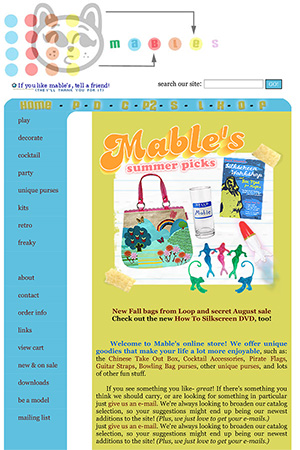 Mables.com grand opening